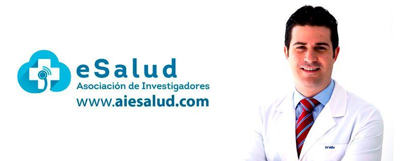 El doctor Sergio Vañó explica las ventajas de la eSalud en Redacción Médica
