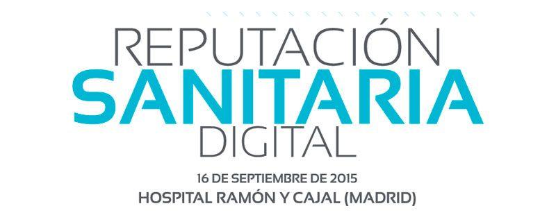 Siete iniciativas de eSalud estarán presentes en la jornada de Reputación Sanitaria Digital