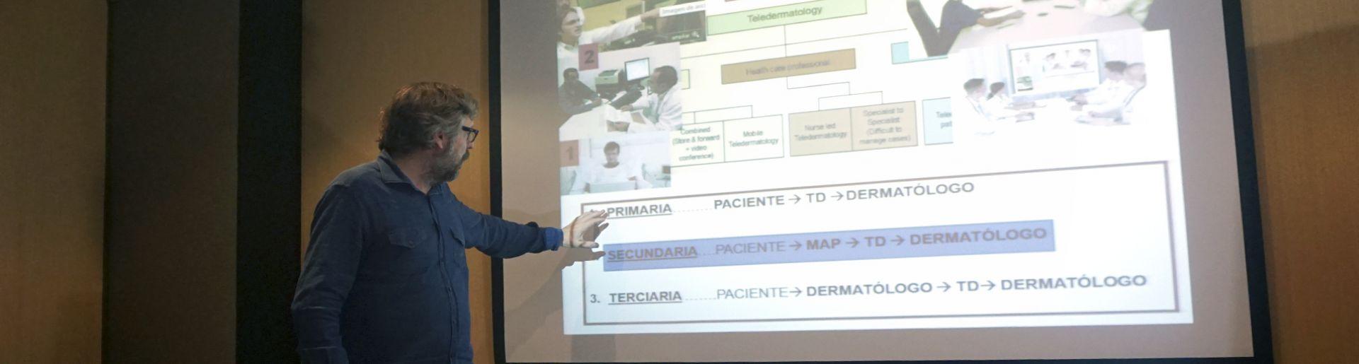 Nuevas Tecnologías eSalud Dermatología