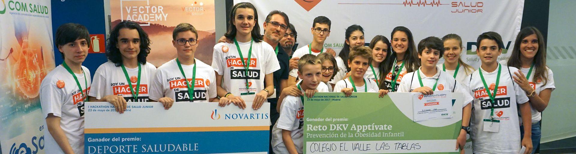 Hackathon Salud Junior